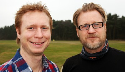 De pratar om golf i ny podcast