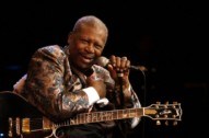 Blueslegendaren BB King avliden