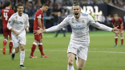 Real Madrid är Champions League-mästare 2018