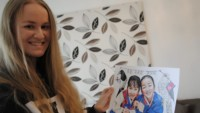 Beatrices bild på koreanska toppmötet