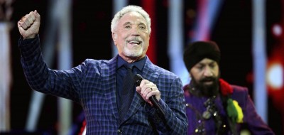 Tom Jones till Tivoli